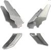 Artec JL/JT Inner C Gussets - JL4506 - JL4505 - Gladiator Wrangler