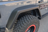Rock-Slide Engineering Rear Fender Flares For Jeep Wrangler JL Full Length - AC-FF-100-R-JLA