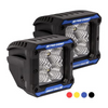 Pro Comp 2x2 Square S4 GEN3 LED Flood Lights - 76413P