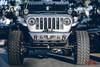Rebel Off Road Summit Series Front Bumper w/Skid JK/JL/JT