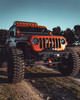 Rebel Off Road Summit Series Front and Rear Bumper