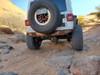 Nemesis Industries Kelvin Mid-Width Rear Bumper, Jeep JL/JLU