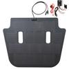 JEEP WRANGLER JL AND GLADIATOR VSS SYSTEM™ - 80 WATT HOOD SOLAR PANEL