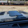 Cascadia 4x4 Wrangler JL and Gladiator JT VSS System - 30 WATT Hood Solar Panel