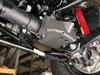 Artec Industries JL Shield - Front Axle CAD Skid - JL4000