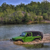 Hauk Offroad Expedition Snorkel For JT Gladiator / JL Wrangler 2018 And Newer