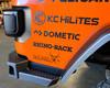 Rebel Off Road Summit Series Rear Bedside Slider Step For JT Gladiator