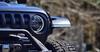 Quake LED Jeep Wrangler JL/Gladiator 9.5 x 0.75 Inch Slim Chop Kit DRL w/ Sequential Switchback Turn Signal & Side Marker Light