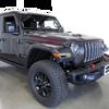 Quake LED Jeep Wrangler JL/Gladiator JT Smoked LED Fender Light w/ Sequential Turn Signals & Side Marker Light