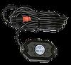 Quake LED 8 Piece RGB Accent Rock Lights (Controller Included) Quad-Lock