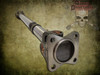 Adams Driveshaft JL Sahara Front 1350 CV Driveshaft OEM Flange Style [Extreme Duty Series]