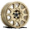 METHOD RACE WHEELS - RS 502 RALLY GOLD