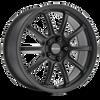 METHOD RACE WHEELS - RS 503 RALLY MATTE BLACK