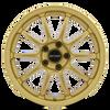 METHOD RACE WHEELS - RS 503 RALLY GOLD
