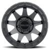METHOD RACE WHEELS - 317 MATTE BLACK
