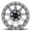 METHOD RACE WHEELS - 317 TITANIUM