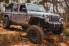 Black Rhino York Matte Black Wheels, Jeep Gladiator