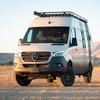 Black Rhino York Matte Black Wheels, Sprinter Van