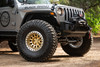 Black Rhino Primm Beadlock- Matte Gold, Machined Ring Wheels, Jeep Wrangler