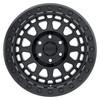 Black Rhino Primm Beadlock- Matte Black, Brass Bolts Wheels