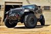 Black Rhino Primm Beadlock- Matte Black, Brass Bolts Wheels, Jeep Wrangler