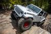 Black Rhino Primm Beadlock Candy Red W/ Black Bolts Wheels, Jeep Wrangler