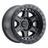 Black Rhino Reno Beadlock- Matte Black, Brass Bolts Wheels