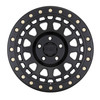 Black Rhino Primm- Matte Black, Brass Bolts Wheels
