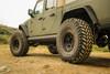 Black Rhino Reno- Matte Black, Brass Bolts Wheels, Jeep Gladiator