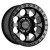 Black Rhino Riot- Matte Black Wheels