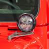 Grimm Offroad Jeep JL/JLU, Jeep JT, A Pillar Light Mount