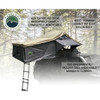 Overland Vehicle Systems Nomadic 2 Extended Rooftop Tent, 2 Person