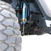 Rock Jock 4X4 Johnny Joint Billet Aluminum Control Arms, Jeep JK, Front Lower Adjustable, Pair CE-9807FLAB