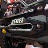 Rebel Off Road Aluminum Hawse Fairlead - Machined Billet