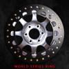 Trail Ready 20X9.5 HD20 Beadlock Wheel, World Series Ring