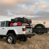 Wilco Offroad Verticle Tiregate Spare Tire Carrier, Jeep Gladiator JT