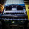 American Adventure Labs Overhead Molle Shelf, Jeep JL/Gladiator JT