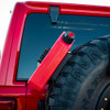 Rock-Slide Engineering EZ Rack Rotopax Spare Tire Mounting Kit, Basic, Steel