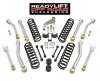 """ReadyLift Jeep JK Wrangler, 2007-2013, Max Flex Short Arm 4"""" Lift Kit"""