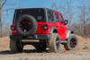 """ROUGH COUNTRY 3.5"""" JEEP SUSPENSION LIFT KIT   STAGE 2   COILS & CONTROL ARM DROP (2018 WRANGLER JL UNLIMITED)"""