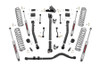 """ROUGH COUNTRY 3.5"""" JEEP SUSPENSION LIFT KIT 