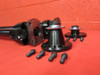 Adams Driveshaft JK Front & Rear 1350 CV Driveshaft Package with Greasable U-Joints [Heavy Duty Series]