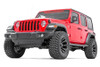 """ROUGH COUNTRY 2.5"""" JEEP SUSPENSION LIFT KIT 