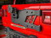 MOTOBILT JEEP JL TIRE CARRIER 18 + WRANGLER JL UP TO 40 INCH TIRE