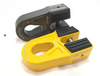 FACTOR 55 FlatLink E (Expert) Version Winch Shackle Mount Assembly Gray, Yellow