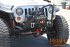"""Truck-Lite LED 7"""" Round Headlamps (pair) with Anti-Flicker Harnesses"""