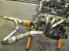 Jeep Wrangler 2007-2011 Ripp Headers Stainless Long-Tube With Cats