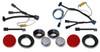 Poison Spyder JK LED Tail & Reverse Lights with Wiring Harnesses Kit