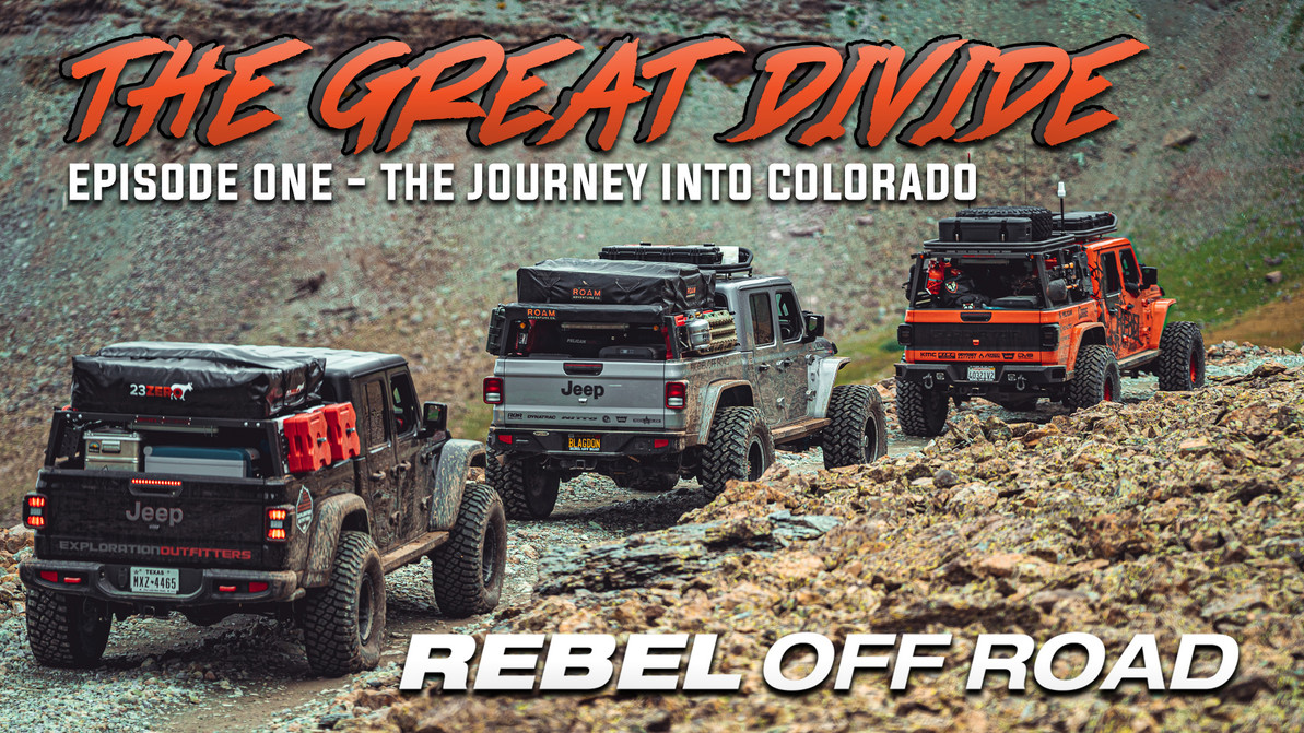 The Great Divide - Episode One - The Journey Into Colorado