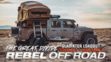 Gladiator Loadout Vol. 3 - Iron Man JT - The Great Divide - Rebel Off Road